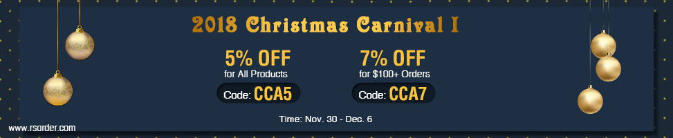 Hi!Another Christmas Season is Approaching,Now RSorder offer you Up to 7% off Runescape Gold/Runescape 07 Gold and more with Code CCA7 as Meaningful Gift ...