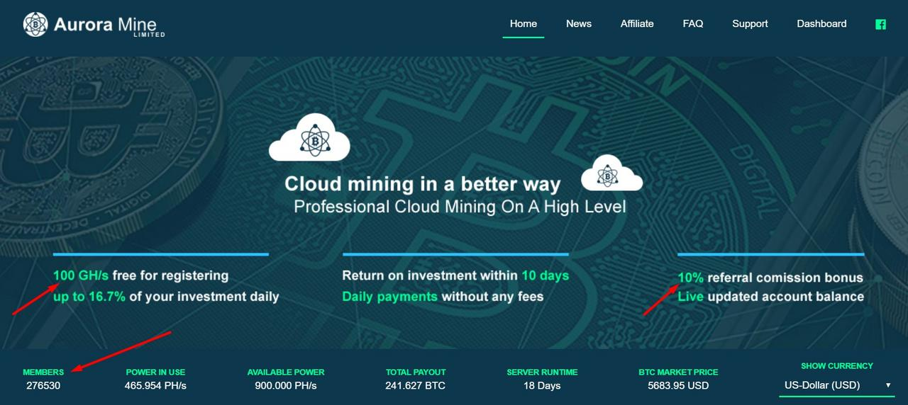 Free Hash Power Mining Free Cloud Mining Without Investing