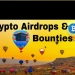 Crypto Airdrops and Bounties