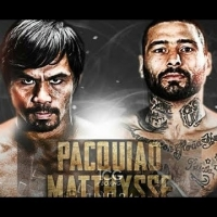 Manny Pacquiao vs Lucas Matthysse Live Boxing
